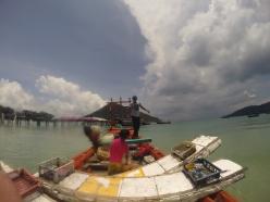 Fishing trip with Nee