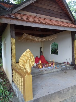 Termite temple
