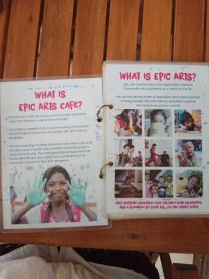 Epic Arts Cafe