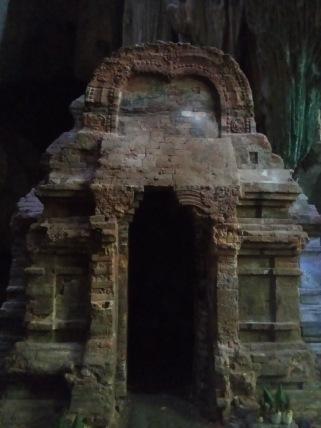 Temple older than Angkor Wat on Phnom Chhnork caves