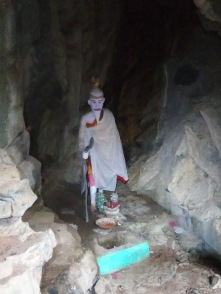 White elephant caves