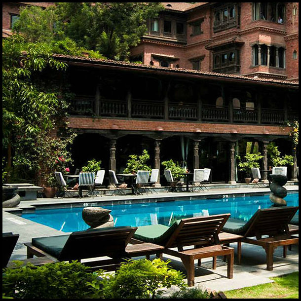 5 Must-See Luxury Hotels in Nepal